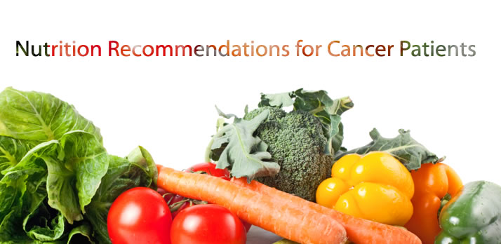 Nutrition Recommendation for Cancer Patients - Novena Cancer Centre